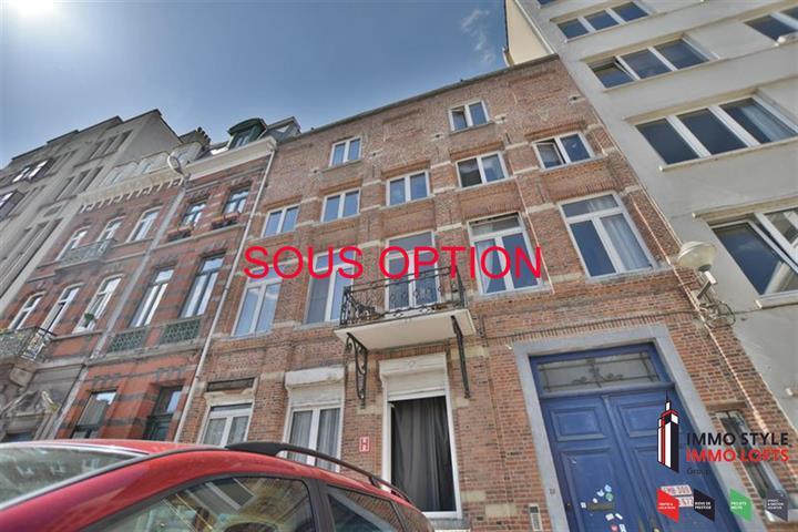 Immeuble à appartements - Bruxelles - #3716705-0