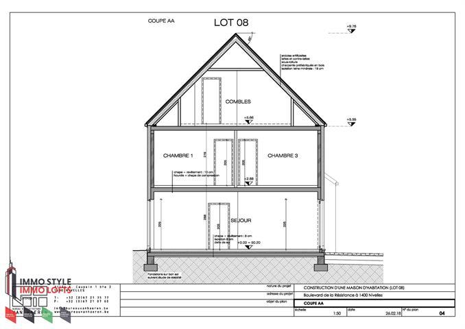 House - Nivelles - #3737886-16
