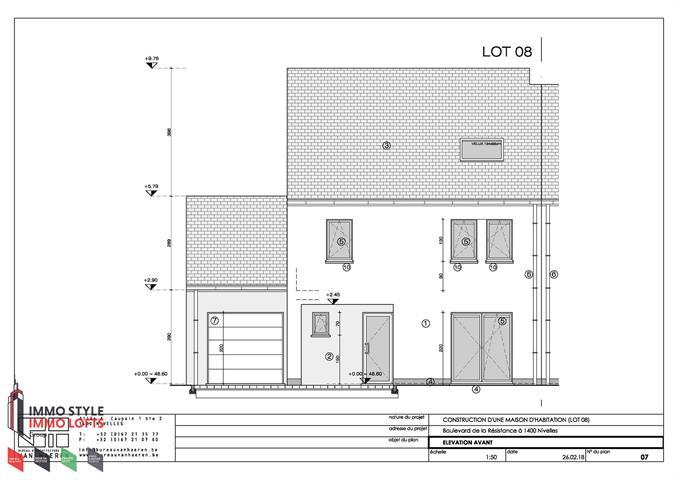 House - Nivelles - #3737886-19