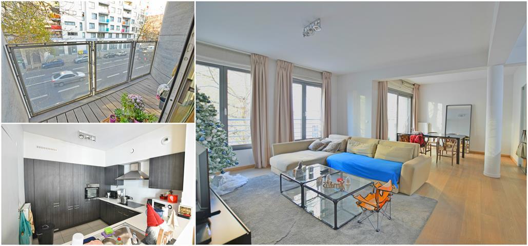 Appartement - Etterbeek - #3975229-1