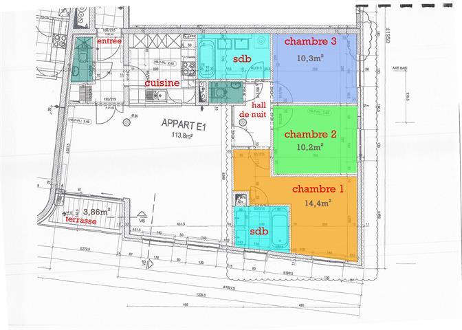 Appartement - Etterbeek - #3975229-15