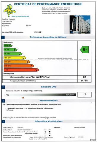 Appartement - Ixelles - #4087731-11